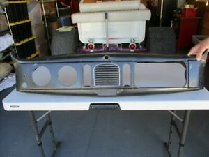 1938 Ford Car Dash Bare Used Oem Rat Rod Custom