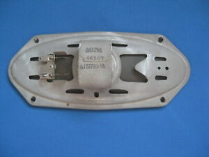Delco 1960s Gm Cadillac 10 X 4 1 4 Car Radio Speaker Part Number 1222057
