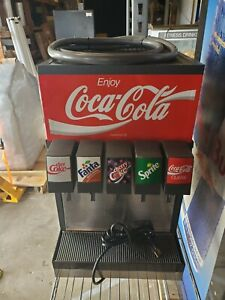 Lancer Corp 85 1005 Coke Fountain Soda Machine