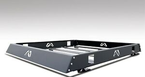 Fab Fours Rr48 1 Roof Rack Powder Coated 48 Fits All Truck Suv Jeep Models