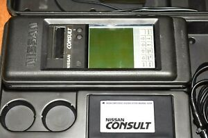 Original Used Nissan Consult 1 Diagnostic Scanner Scan Tool