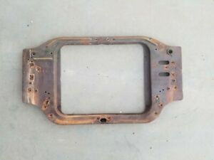 1957 Plymouth Radiator Support Cradle Thank You