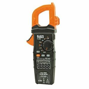 Klein Tools Cl800 Digital Clamp Meter Auto ranging True Rms Assorted Styles