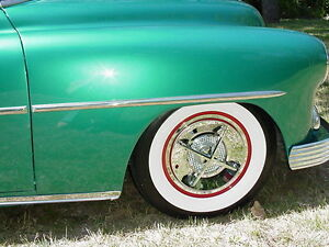 Whitewall Rubber Tire Paint Rat Rod Hot Rod Custom Antique Classic