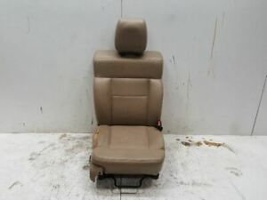 2004 2008 Ford F150 Pickup Front Right Passenger Seat Leather Oem 121742