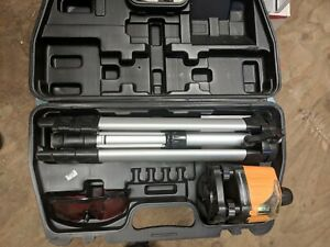 Johnson Rotary Laser Level Kit
