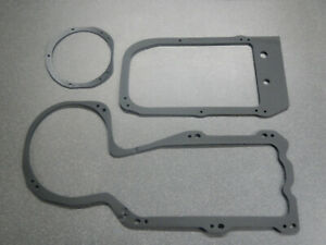63 64 Chevrolet Impala Heater Box Seals Gaskets Weatherstrip 1963 1964 Non Ac