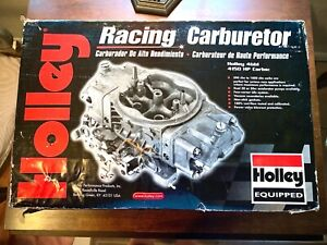 Brand New Holley 1050cfm Classic 4bbl Carburator 4150hp