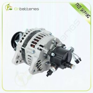 Alternator With Vacuum Pump For 110amp For Chevrolet Gmc 03 06 8 97248 297 0