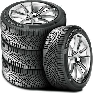 4 Michelin Crossclimate 195 65r15 95v Xl True All Season Summer Winter Tires