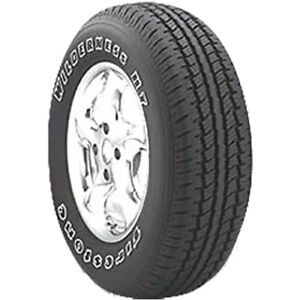 2 New Firestone Wilderness H T 215 70r15 97s A S All Season Tires