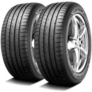 2 New Dunlop Sport Maxx Rt2 245 45r18 100y Xl mo Performance Tires