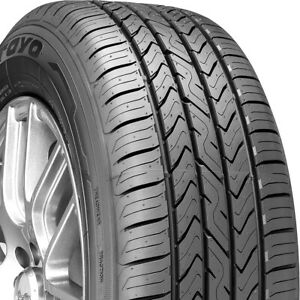 2 New Toyo Extensa A s Ii 205 55r16 91h A s All Season Tires