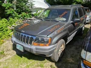 Grille Chrome Fits 99 03 Grand Cherokee 155232