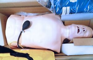 Deluxe Difficult Airway Manikin Trainer Laerdal 260 10001 New 2606 Msrp