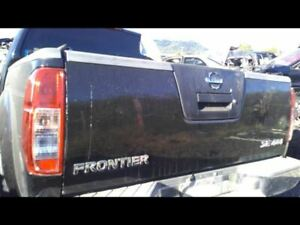 Trunk Hatch Tailgate Without Utility Box Package Fits 05 12 Frontier 15985209