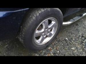 2004 Jeep Grand Cherokee Overland Wheel 15899594