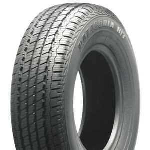 4 New Milestar Patagonia H t Lt 235 75r15 Load C 6 Ply Light Truck Tires