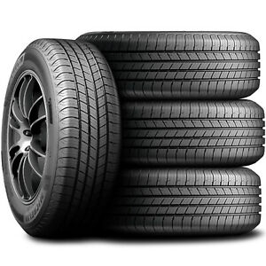 4 New Michelin Defender T h 185 65r15 88h A s All Season Tires