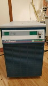 Polyscience Chiller 6100 10c To 40c 4 2l Reservoir Works Well