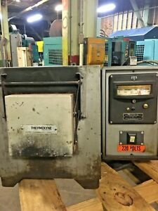 Thermo Electric Temco Electric Furnace Heat Treating Furnace