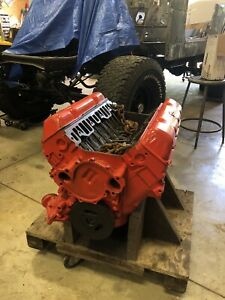 Amc 343 Engine Professionally Rebuilt Jeep All New Parts