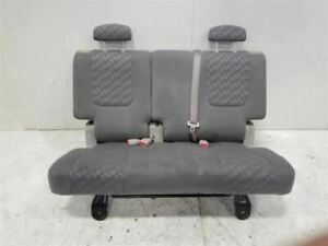 2008 Chevrolet Equinox Rear Seat Bench Oem 134710