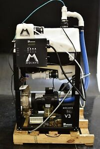 Air Techniques Mojave 3 Dental Vacuum Pump System Operatory Suction Unit 1 5 Hp