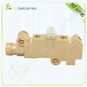 For Gm Chevy Disc Disc Brake New Brass Brake Proportioning Valve Pv4