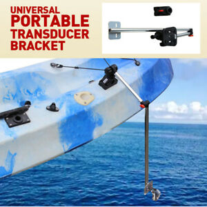 Hot Sale Universal Portable Fishfinder Mount  + Transducer Bracket
