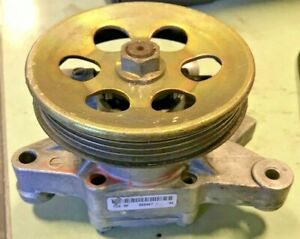 1996 2000 Honda Civic 1 6l 4 Cyl Used Power Steering Pump With Pulley P2a
