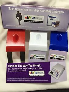 Usps Stack And Weigh Shipping Scales Weighs 1 6 Pound Items