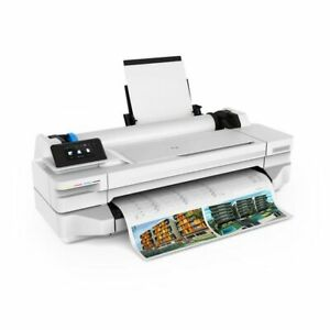 24 Hp Designjet T130 Inch Printer 5zy58a Wideimagesolutions