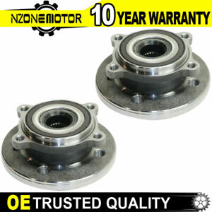 New Front Wheel Hub Assembly Pair Fits For 2007 2008 2015 Mini Cooper 513309