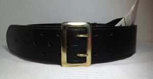 Seven New Uncle Mike s Mirage Sam Browne Duty Belt Nytek Black Sizes 28