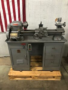 9 South Bend Toolroom Lathe