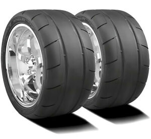 2 New Nitto Nt05r 315 35r17 Racing Tires