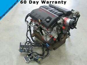 08 13 Corvette 6 2l Ls3 Engine Assembly Complete Pullout Cam Tuned Tested 88k 28