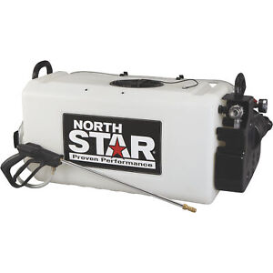 Northstar Spot Sprayer 26 gallon Capacity 2 2 Gpm 12 Volt
