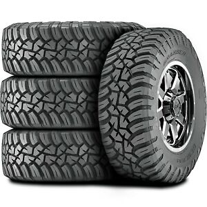 4 New General Grabber X3 Lt 30x9 50r15 Load C 6 Ply M T Mud Tires