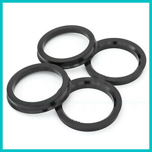 4 Hub Centric Rings 72 6mm To 66 1mm Hubcentric Ring 72 56 66 Fits Nissan