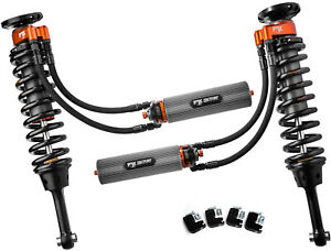 Fox 3 0 Factory Coilovers Internal Bypass Front Pair For 17 18 Raptor 883 06 140