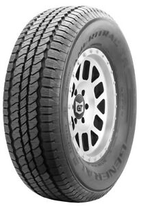 2 New General Ameritrac Tr Lt 235 80r17 Load E 10 Ply At A T All Terrain Tires