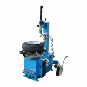 Semi Automatic Tire Changers Wheel Changer Machine 24 Rim Clamping Style Tool