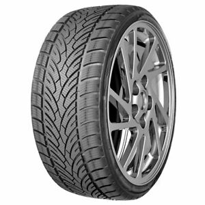 2 New Intertrac Tc575 205 60r16 96h studless Winter Tires
