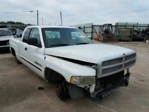 Power Brake Booster With P265 75r16 Tires Fits 00 01 Dodge 1500 Pickup 352264