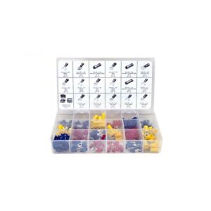Rotary 22 Wire Terminal Assortment 175 Pieces