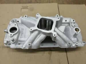 Edelbrock Victor 2 R Bbc 396 454 Big Block Chevy Rectangle Port Intake 2905
