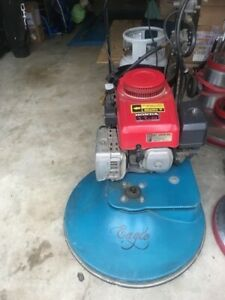 Eagle Commercial 11 Hp Floor Buffer Burnisher With Propane Honda Engine