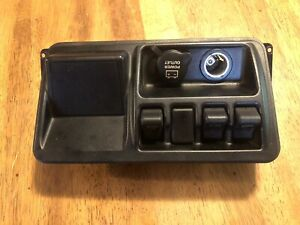 2003 2006 Jeep Wrangler Rubicon Tj Dash Switch Panel
